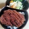 柏食堂 - 料理写真:名物カツめし1