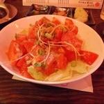 花まる - トマトたっぷりサラダ