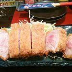 ゆがふー - スーパー豚カツ