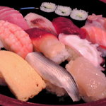 いろは寿司 - 握り 1.5人前