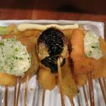 串膳 - タルタルソースも美味しい♪