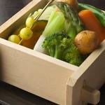 六角 - 野菜セイロ