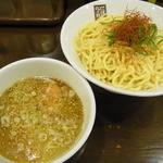 にぼしらーめん 三代目 玉五郎 - 塩煮干しつけ麺