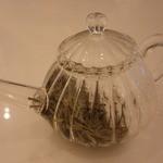 20397384 - 君山銀茶;透明カップで綺麗!