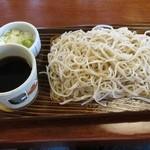 そば蔵 - 料理写真:『もり(そば)』(530円)