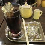 クリスティー - アイスコーヒー
