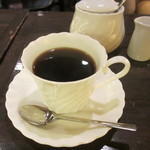 クリスティー - コーヒー