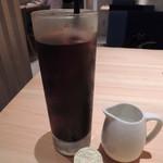 トラットリワ アウンテイ - アイスコーヒー