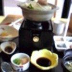 204300 - 湯豆腐御膳