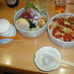 鮨藤 - 料理写真:ちらし寿司