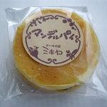ミキヤ洋菓子店 - OptioA30:マンデルパイ