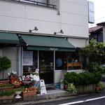 ミキヤ洋菓子店 - OptioA30:ミキヤ入口