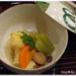 味処 千代田 - 炊き合わせ