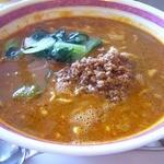 喜鵲樓酒家 - ここの特製担々麺はピリリリとウマイんです。
