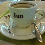 JUN - セットのホットコーヒー