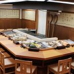 小樽ポセイ丼 - 断然オススメはカウンター席!!目の前で豪快に炉端焼きを致します!