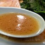 ややや - ラーメン・麺固め(700円)