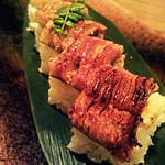 20408336 - 鱧の押し寿司