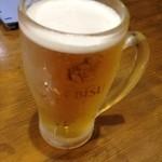 満天堂 - 生ビール500円