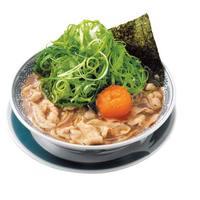 丸源ラーメン - 熟成醤油 ねぎ肉そば 819円