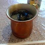 喫茶午後 - ハンバーグ(珈琲付)930円アイスコーヒーは加糖