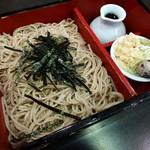 20410020 - 箱そば(2013/08/02撮影)
