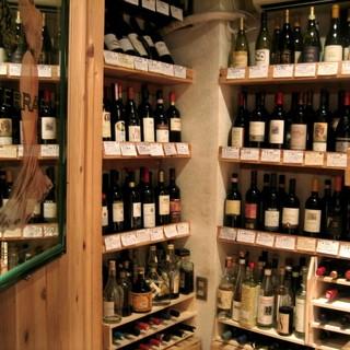 お料理に合わせたイタリアワインお選び致します!!