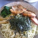 20414636 - 豚骨チャーシューつけ麺中盛