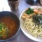 20414638 - 豚骨チャーシューつけ麺中盛