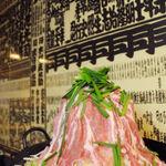 長州場所 - 料理写真:黒豚ちゃんこ鍋