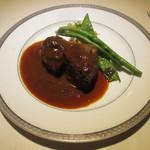 Bistro ナナカマド - 和牛ホホ肉の赤ワイン煮