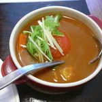 びすとろ もちゴリラ - スープカリー・2013/7