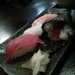 ほうせい丸 - セットの寿司