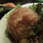 ほうせい丸 - 冷やしタンタン麺のかき氷