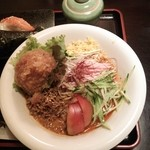 ほうせい丸 - かき氷・冷やしタンタン麺
