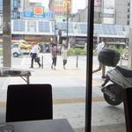 上島珈琲店 - 1階店内