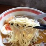 マグマ食堂 - 麺