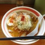 マグマ食堂 - マグマラーメン(865円)