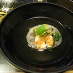 Kissui - 椀物 小豆豆腐