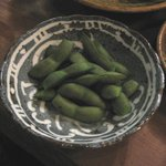 民芸茶屋 新粋 - 枝豆