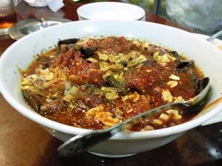 晴々飯店 - 四川山椒の牛肉煮込み