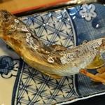 20424642 - 岩魚塩焼き(絶品です)