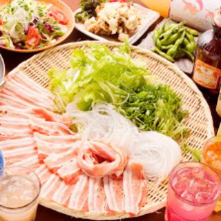 【種類豊富】充実の食べ放題!