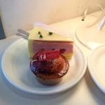 20426789 - 「れもんいちご」と「チーズシブースト」
