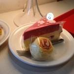20426791 - 「チーズオムレット」と「サクラ」