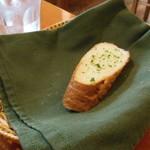 サニイサイド - ナポリタンにセットのトースト