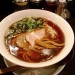 麺肴ひづき 湯きりや - 鯖節醤油らーめん730円