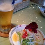 2043254 - ランチにビールを追加(前菜)