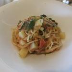 ロカンダ - 本日のパスタ(夏野菜)
