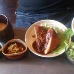kawara CAFE&DINING + PLUS - 定食みたいな。。